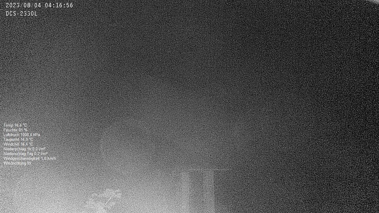 Wetter Cam Webcam Brachwitz