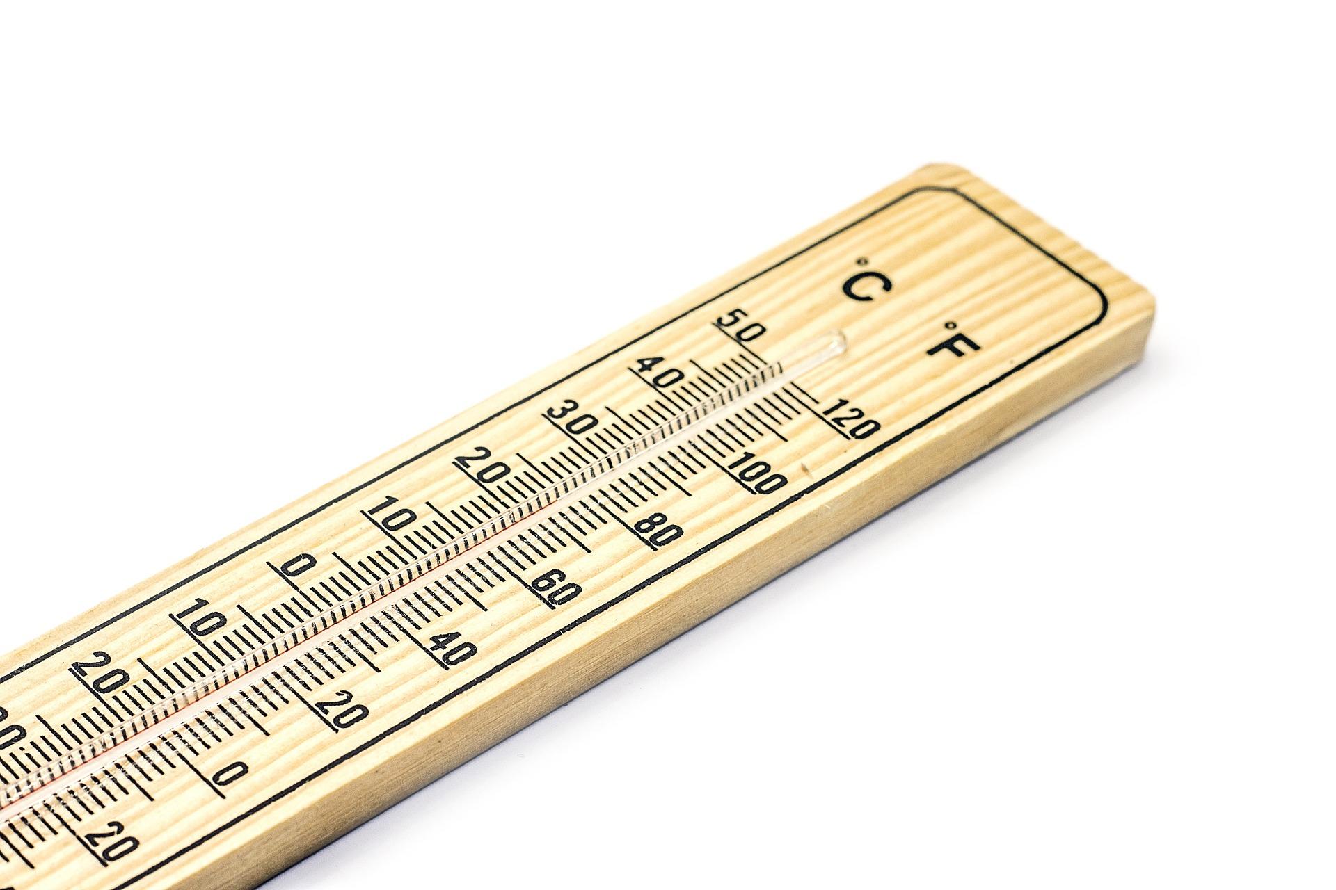 Fahrenheit, Reaumur und Celsius   Wetterstation Brachwitz