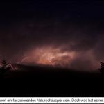 Kugelige Blitze