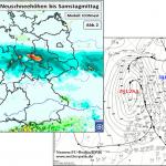 """Der kalte """"Irenäus"""" lässt Deutschland nochmals frieren und spendiert eine Extraportion Schnee!"""